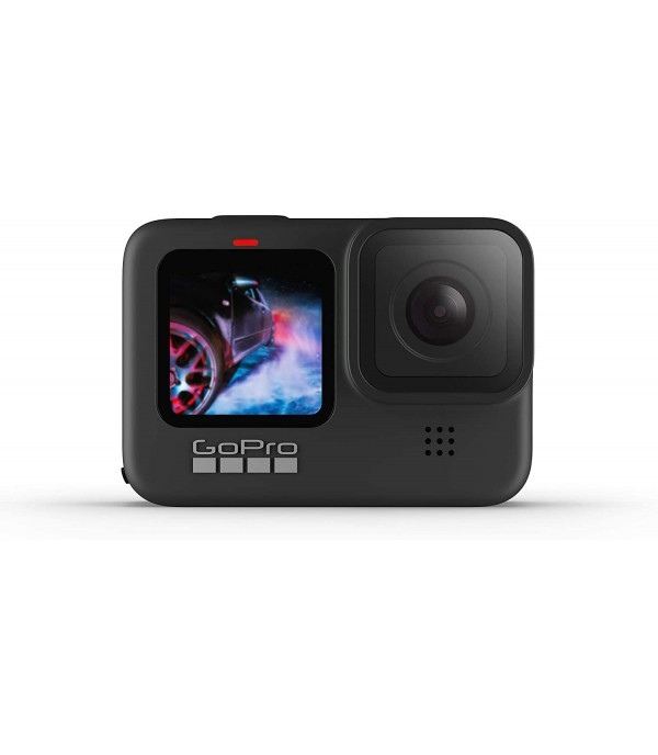 GoPro Hero9 Black Aksiyon Kamera, Siyah